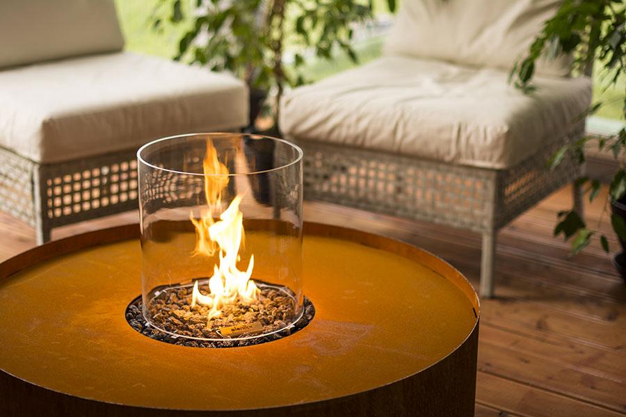Design Garden Fireplace Model # 03