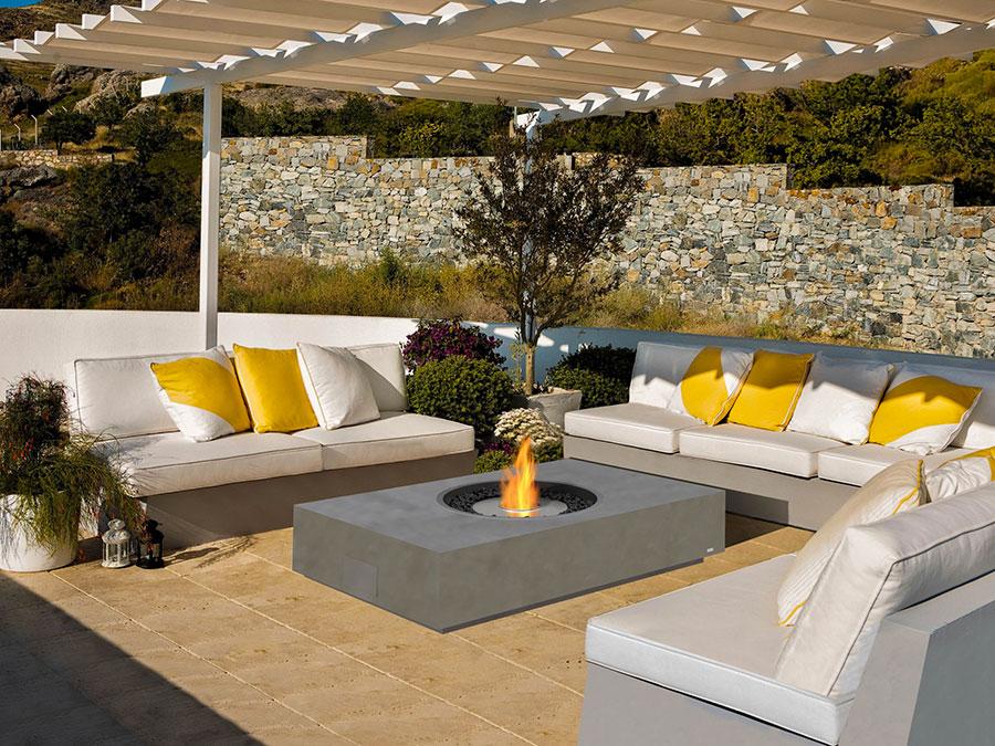 Design Garden Fireplace Model # 17