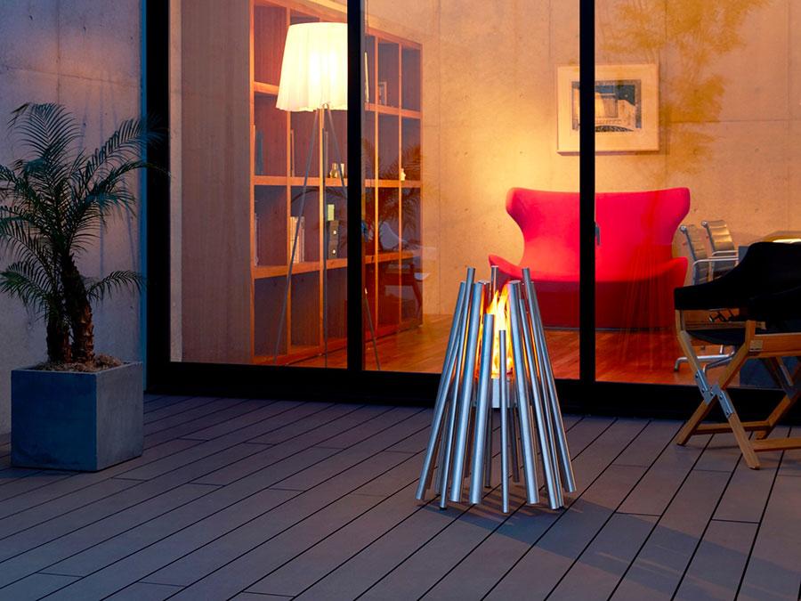 Design Garden Fireplace Model # 18