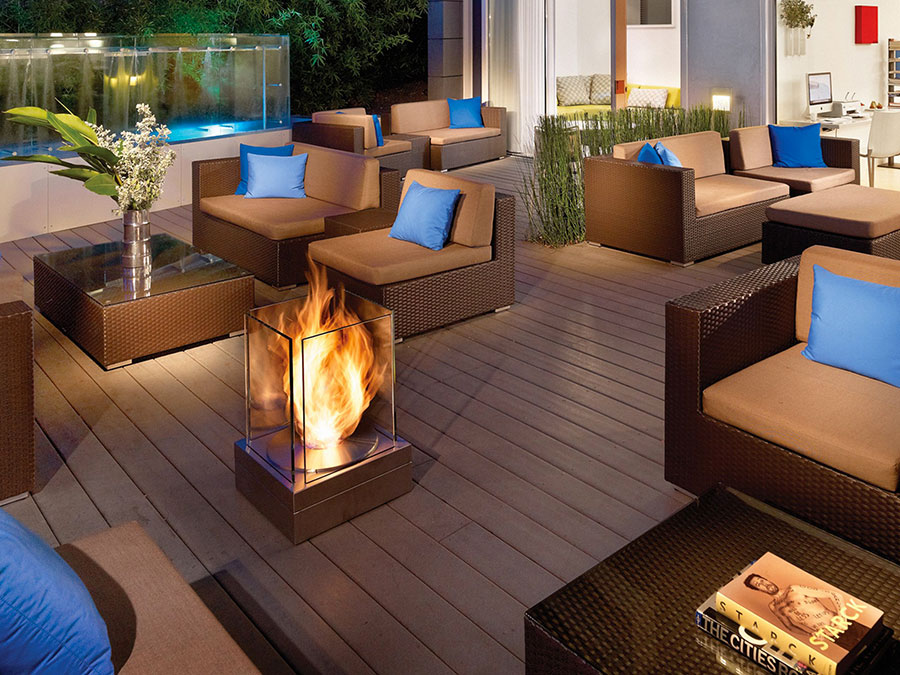 Design Garden Fireplace Model # 16