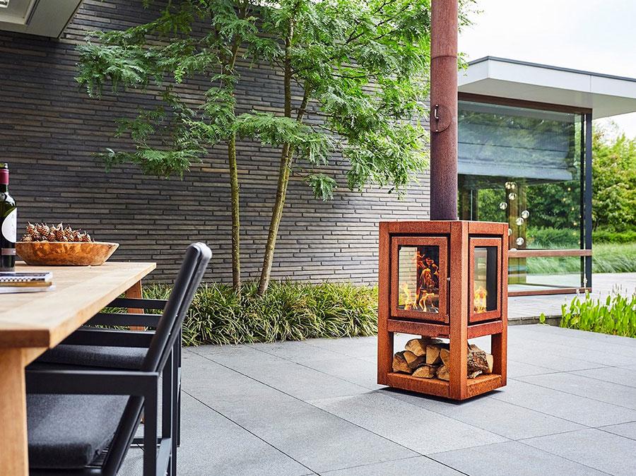 Design Garden Fireplace Model # 13