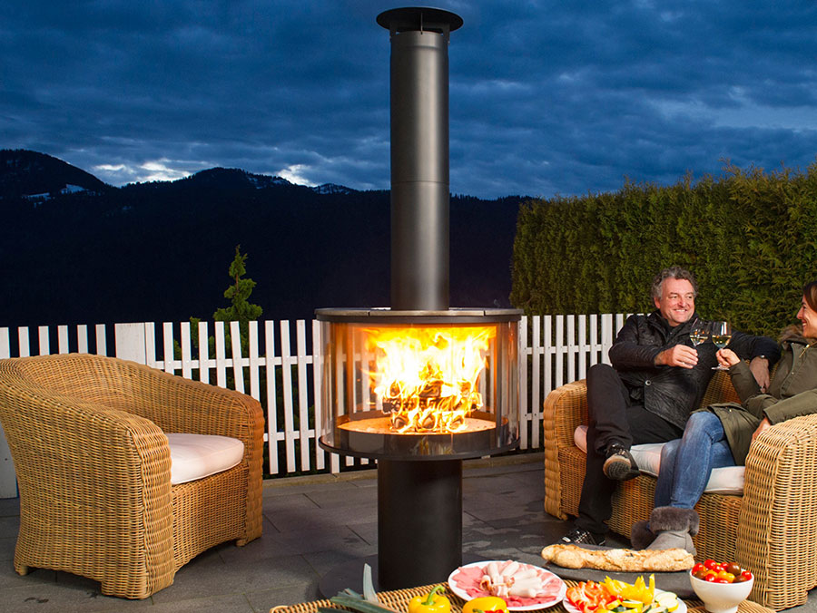Design Garden Fireplace Model # 19