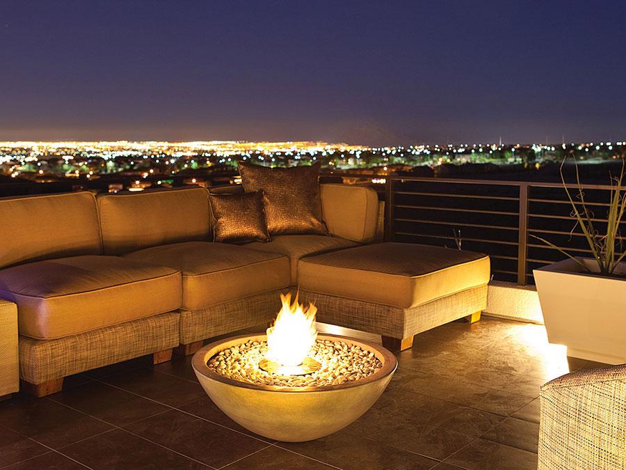 Design Garden Fireplace Model # 14