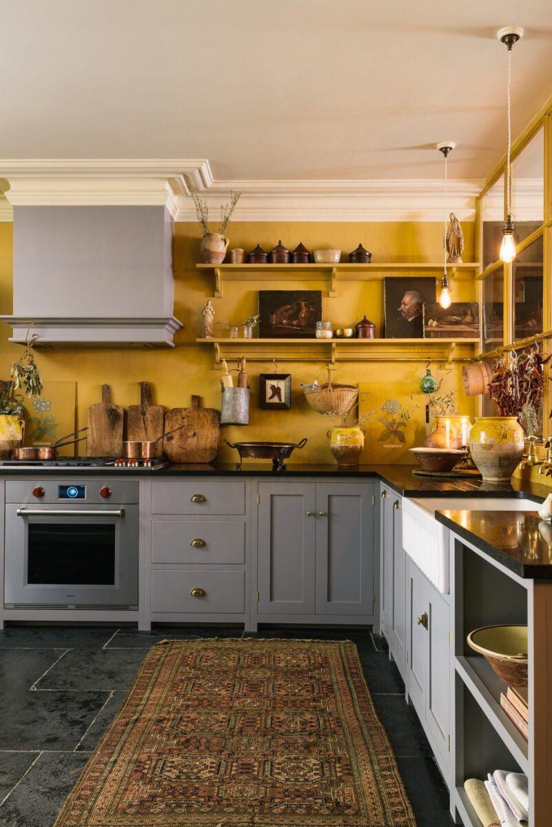 color-turmeric-ideas-walls-home-kitchen