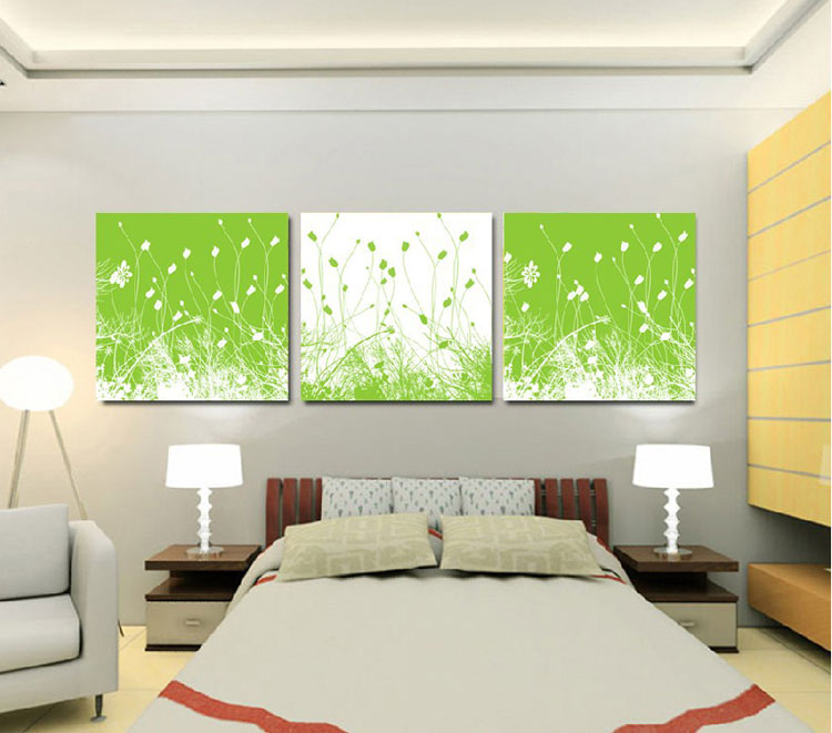 Abstract painting for the bedroom n.12