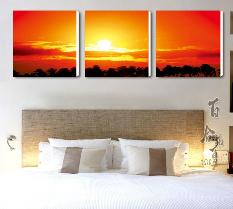 Abstract painting for the bedroom n.11