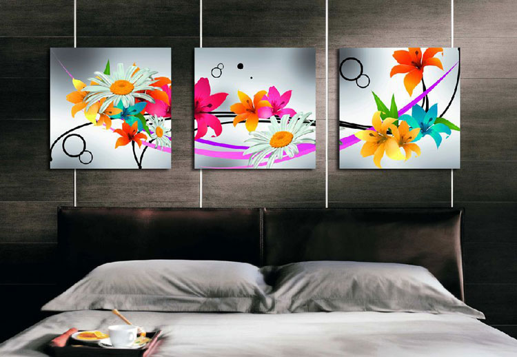 Abstract painting for the bedroom n.36