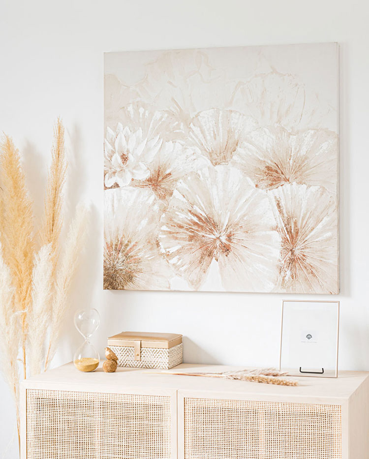 Maisons Du Monde bedroom painting model n.04