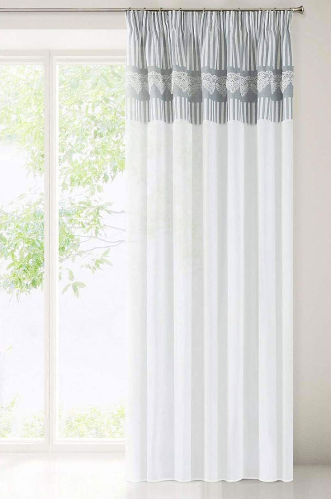 Classic dining room curtains pattern 12