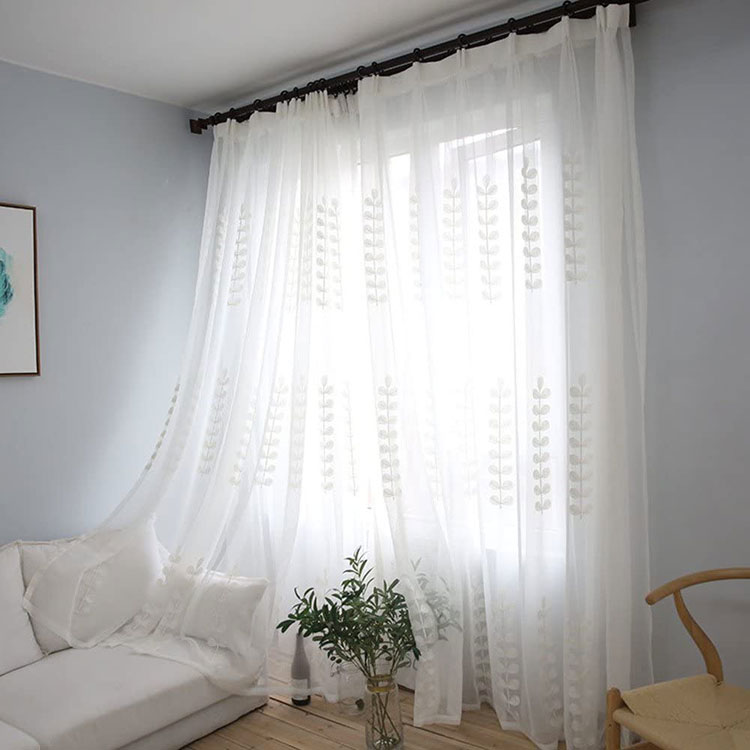 Classic dining room curtains pattern 04