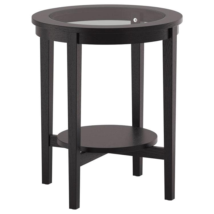 Ikea round nightstand model n.06
