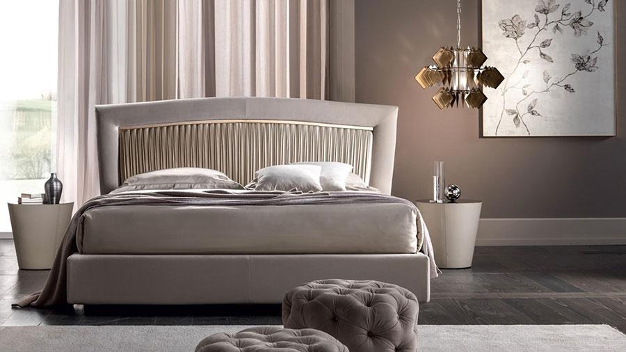 Modern design round bedside table model n.14