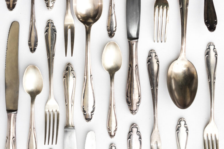 How to clean cutlery with natural methods
