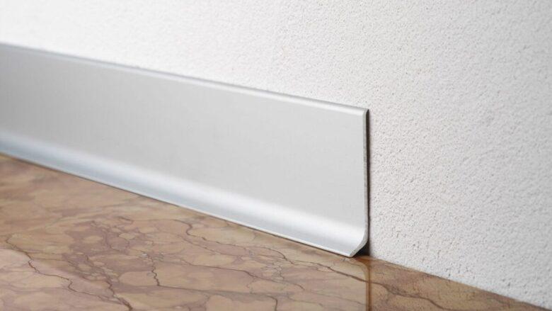 how-to-combine-aluminum-floor-skirting-boards