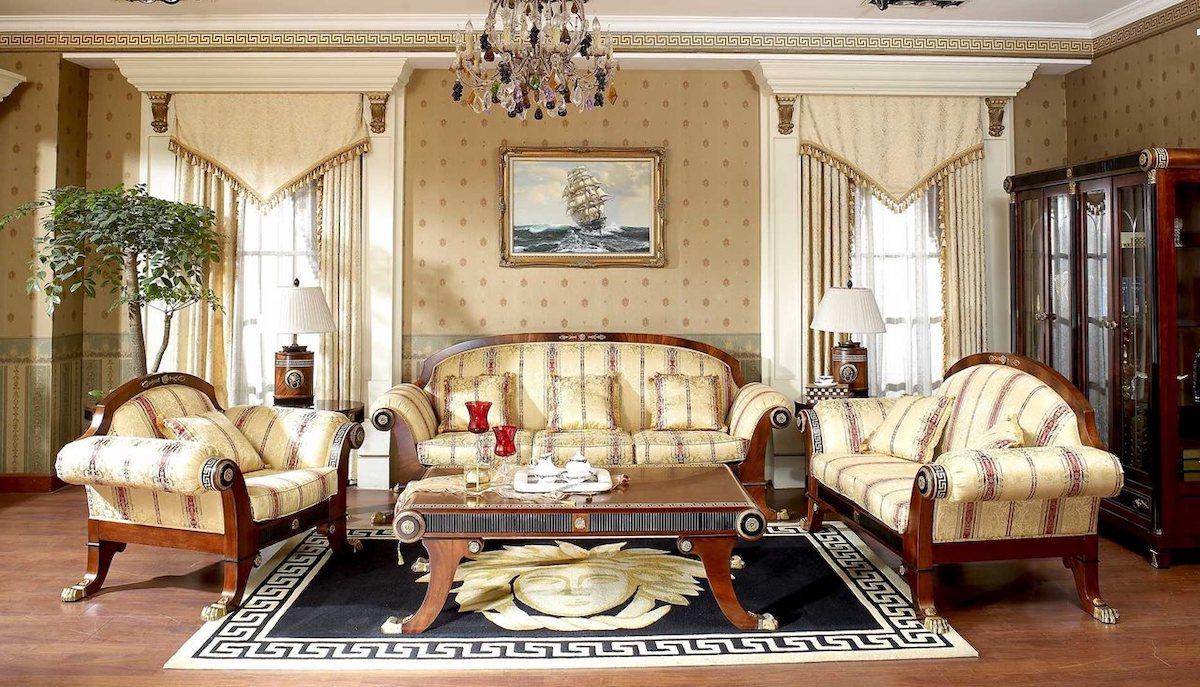 Florentine-style-living room-7