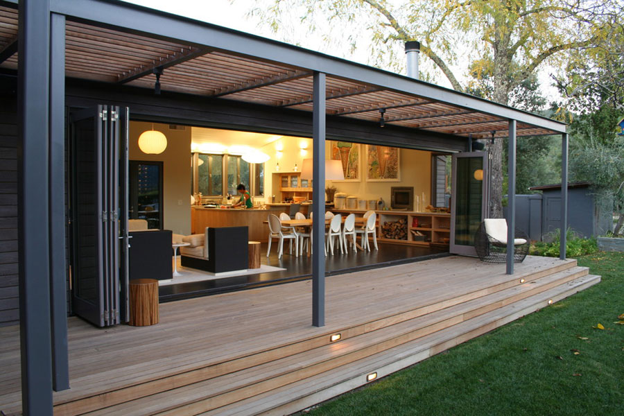 Modern porch n.01