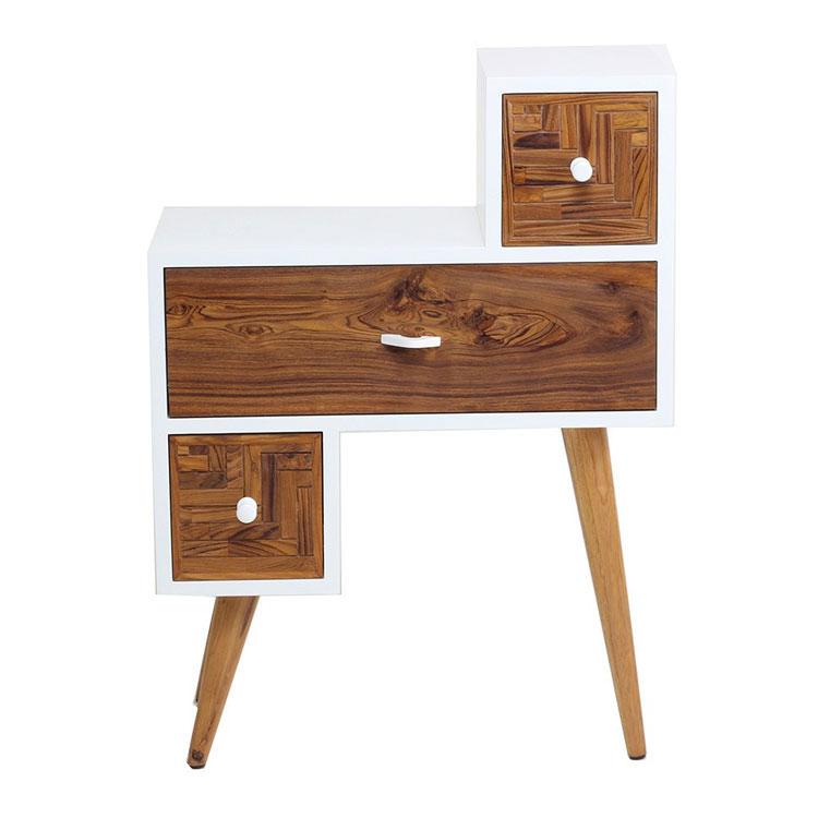 Vintage bedside table model by Alankaram n.01