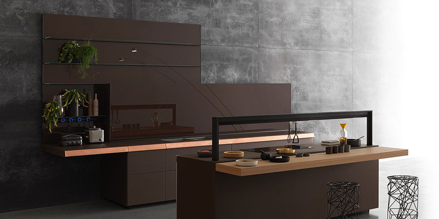 Modern Dream Kitchen Model # 01