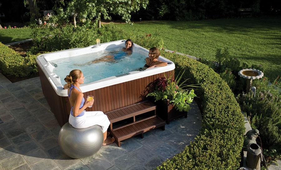 Jacuzzi whirlpool tub model # 1