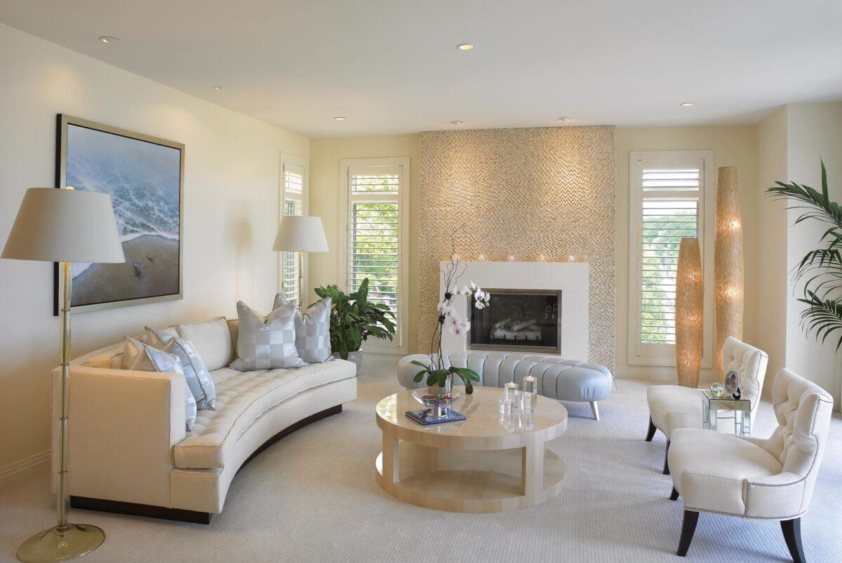 Modern Living Room Interior Design 2013