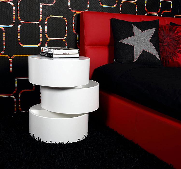 Particular bedside table model n.01