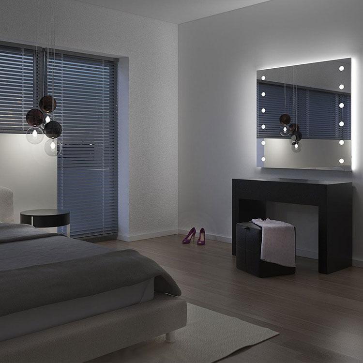 Design Bedroom Mirror Template # 01