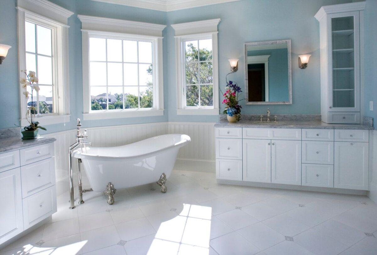 best-classic-bathroom-colors