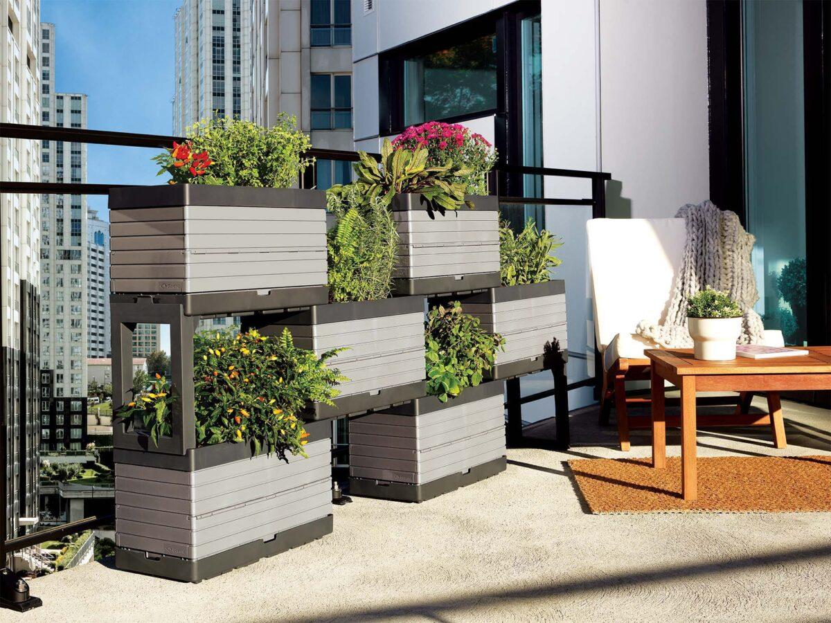 modular-floor-balcony-planters
