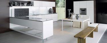 Modelli cucina bianca moderna