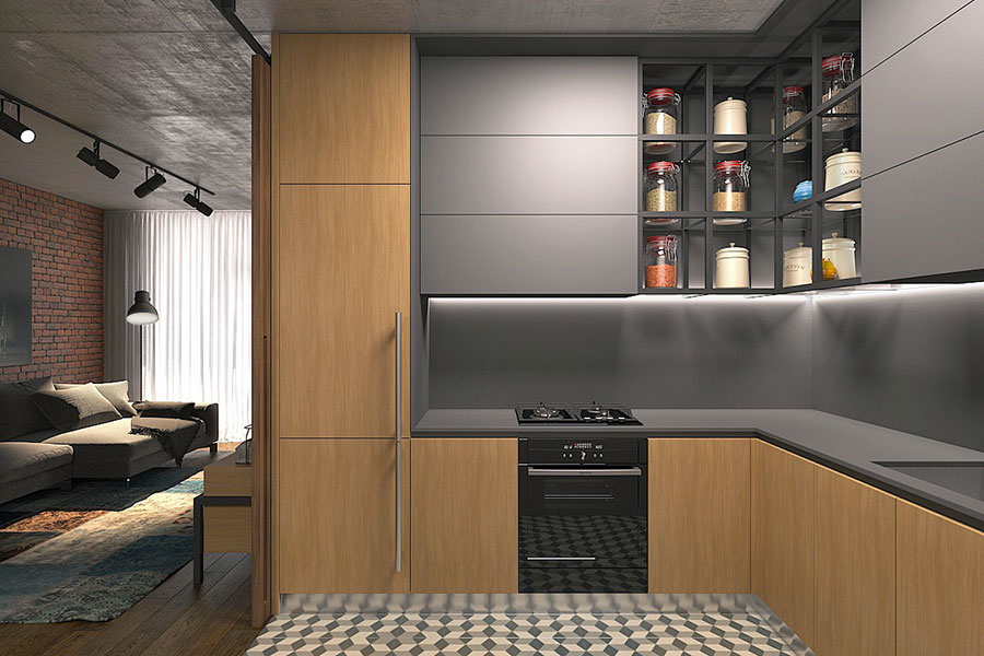 Design ideas to furnish a small apartment n.19