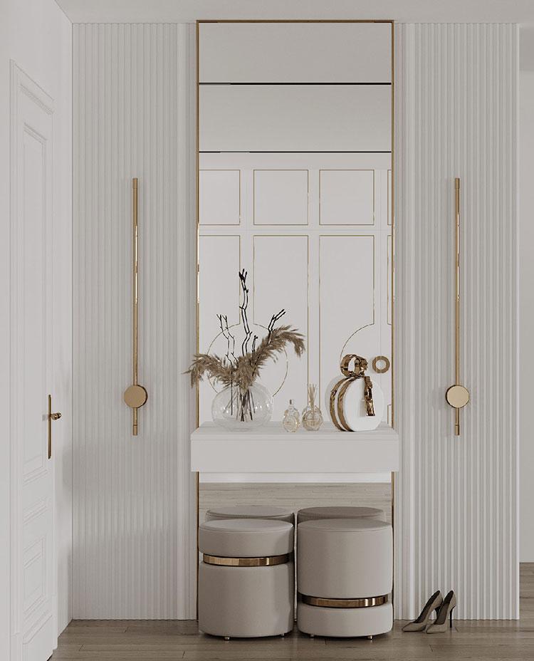 Neoclassical style furniture n.24