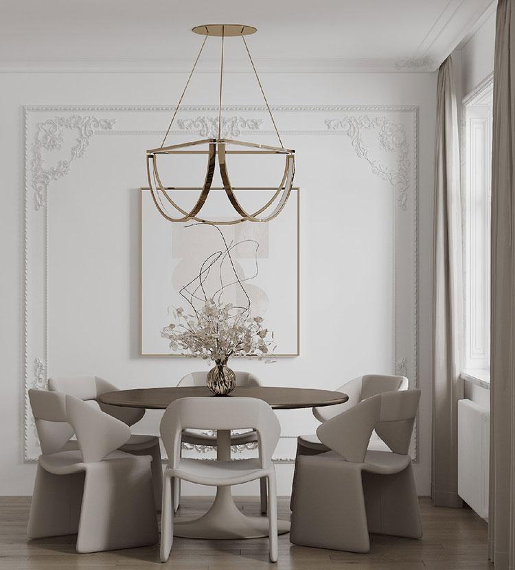 Neoclassical style furniture n.25