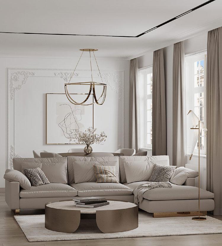 Neoclassical style furniture n.22