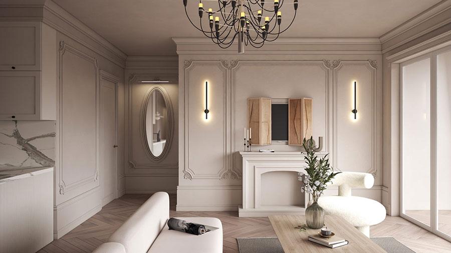 Neoclassical style furniture n.15