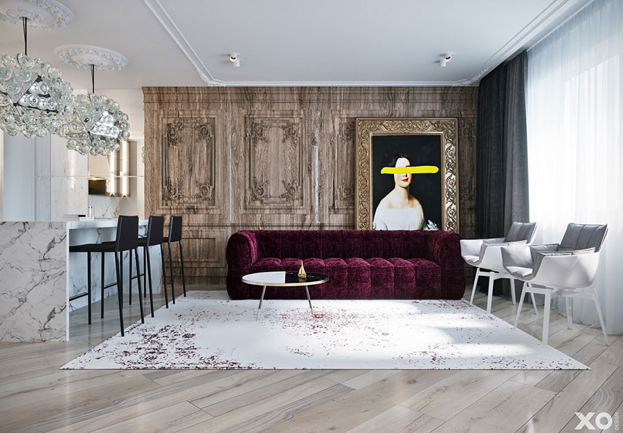 Neoclassical style furniture n.41