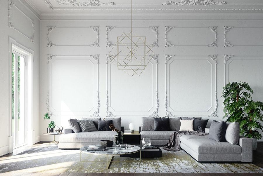Neoclassical style furniture n.35