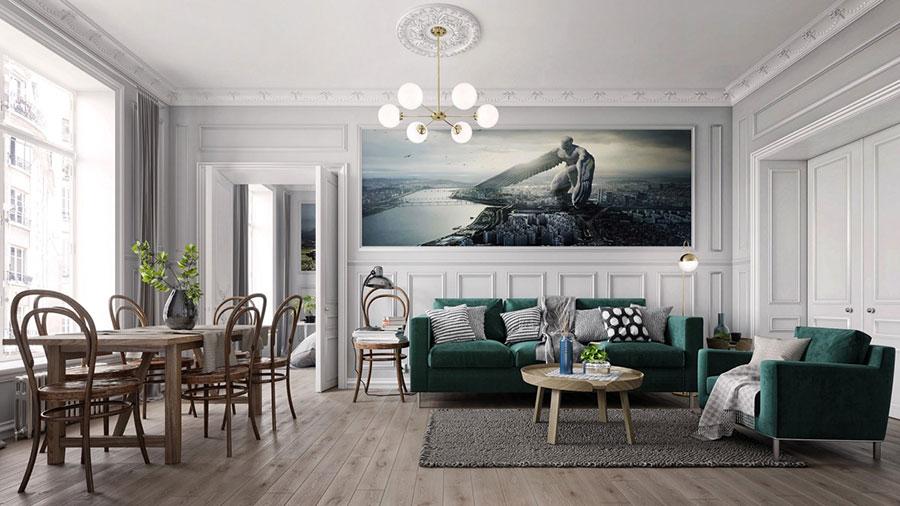 Neoclassical style furniture n.38