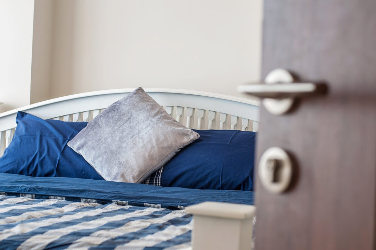 How to choose the room that becomes a bedroom