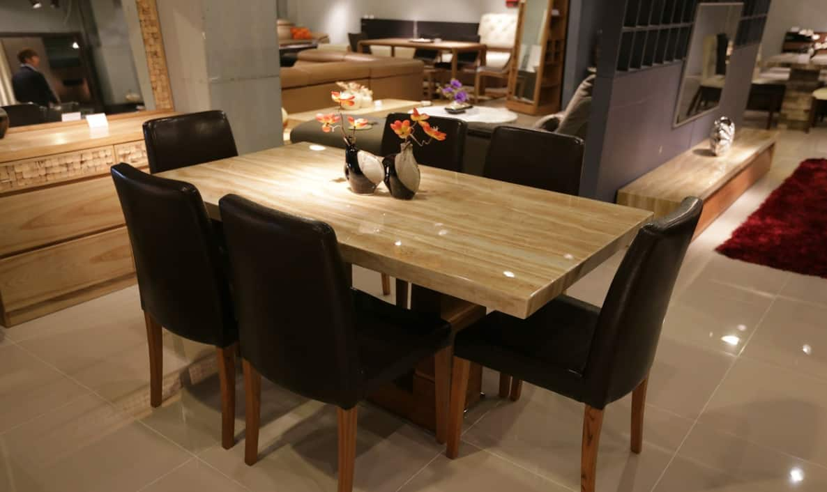 2022 trends for modern dining rooms