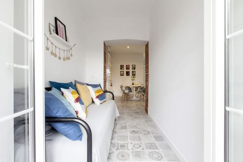 room with divan
