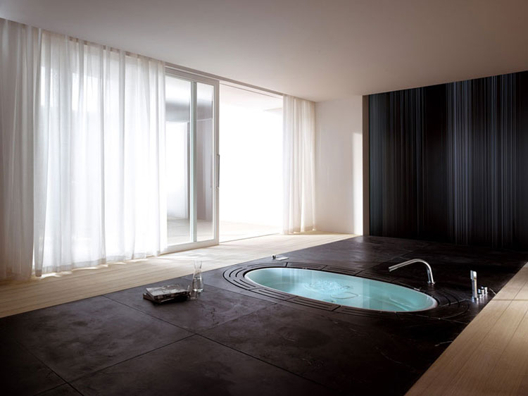 Built In Bathtubs With A Modern Design Decor Scan The New Way Of Thinking About Your Home And Interior Design