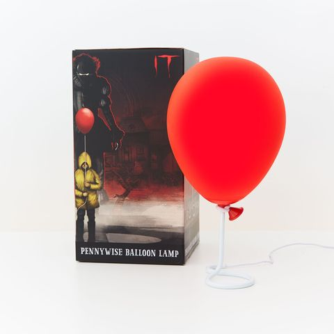 lamp inspired by pennywise from the movie it