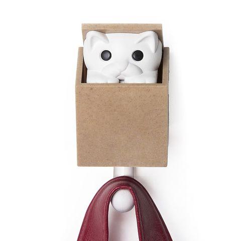cat figure hanger