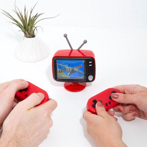 Retro mini console