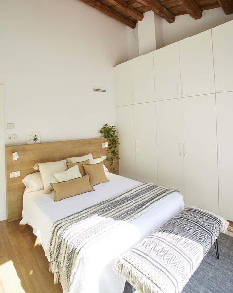 single family house project by laiaubia studio master bedroom white paneled wardrobe