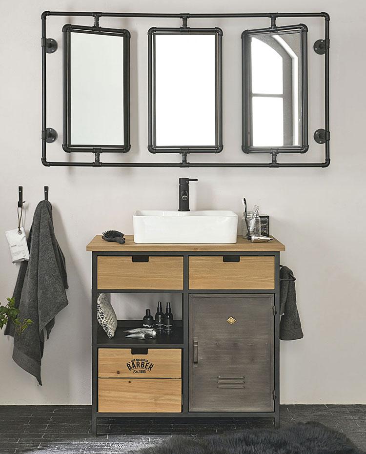 Vintage bathroom furniture ideas n.02