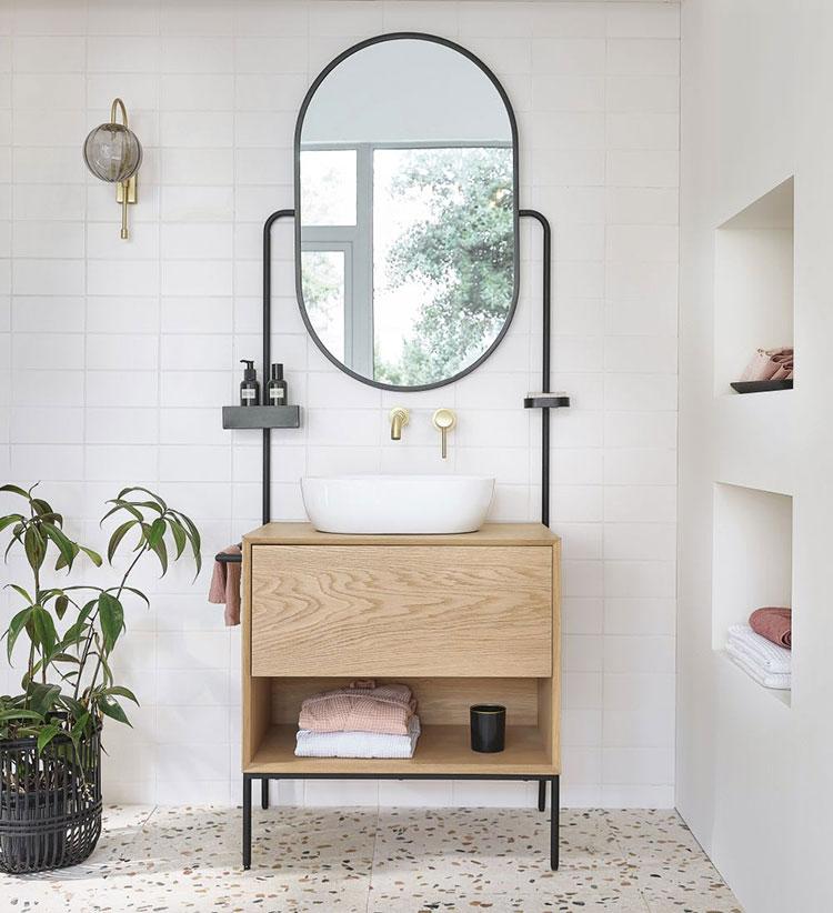 Vintage bathroom furniture ideas n.01