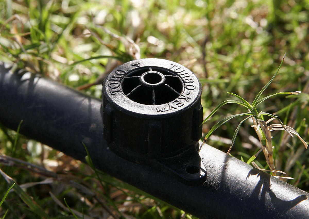 drip system tube