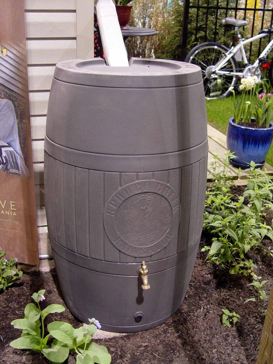 barrel-water