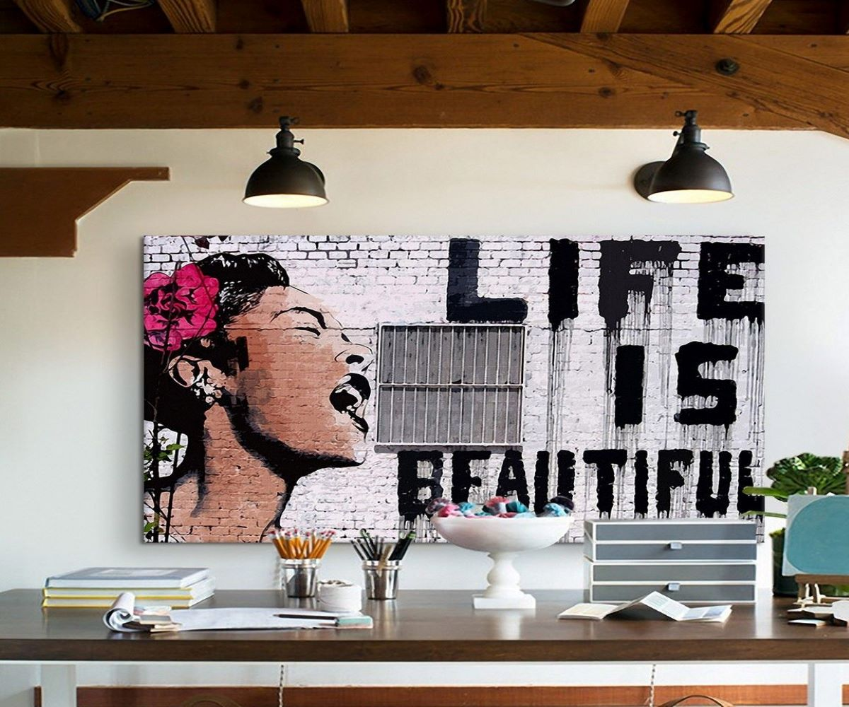 Decorate-home-in-Bansky-style-murals-in-all-stencil03